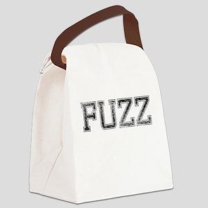 FUZZ, Vintage Canvas Lunch Bag