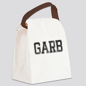 GARB, Vintage Canvas Lunch Bag