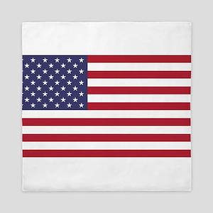 United States of America original colo Queen Duvet