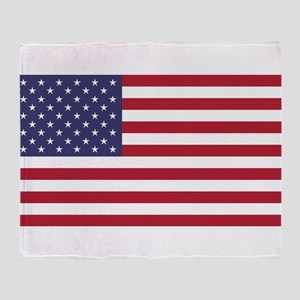 United States of America original co Throw Blanket