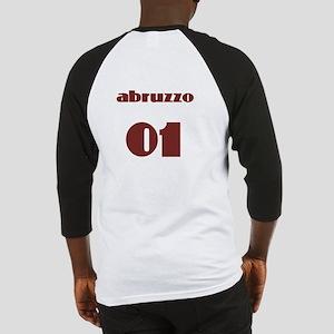Abruzzo Baseball Jersey