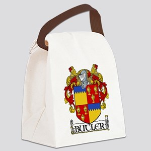 Butler Coat of Arms Canvas Lunch Bag