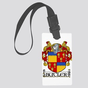 Butler Coat of Arms Large Luggage Tag