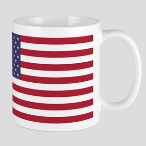 United States of America original colored fla Mugs