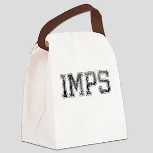 IMPS, Vintage Canvas Lunch Bag