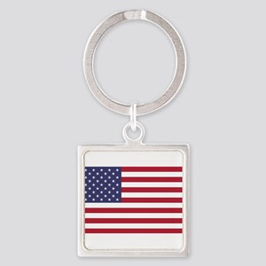 United States of America original colore Keychains