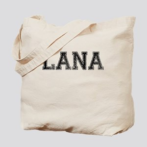LANA, Vintage Tote Bag