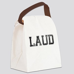 LAUD, Vintage Canvas Lunch Bag