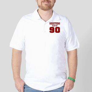 MHS Class Of 1990 Golf Shirt