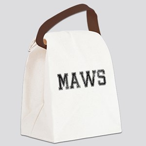 MAWS, Vintage Canvas Lunch Bag