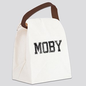MOBY, Vintage Canvas Lunch Bag