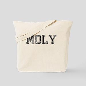 MOLY, Vintage Tote Bag