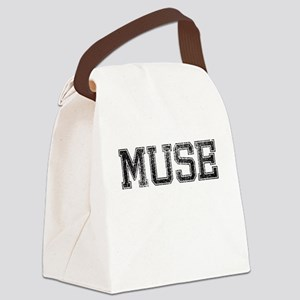 MUSE, Vintage Canvas Lunch Bag