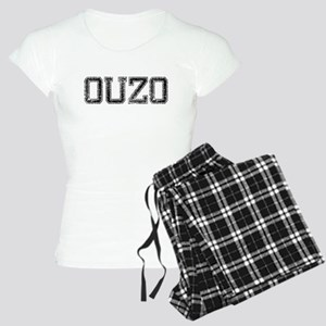 OUZO, Vintage Women's Light Pajamas