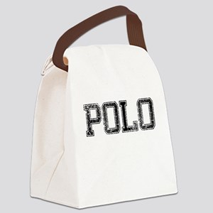 POLO, Vintage Canvas Lunch Bag