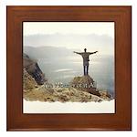 Christian Gear Framed Tile