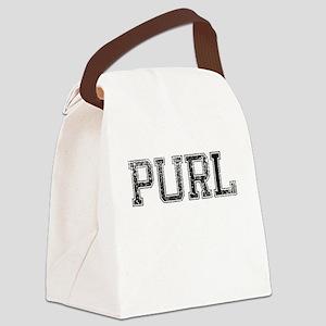PURL, Vintage Canvas Lunch Bag