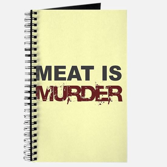Meat Is Murder Veg*n Journal