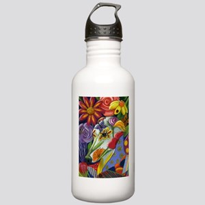 Flora Stainless Water Bottle 1.0L