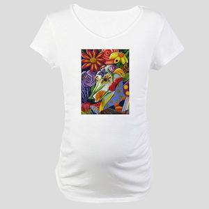 Flora Maternity T-Shirt
