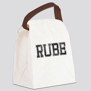 RUBE, Vintage Canvas Lunch Bag