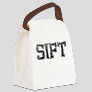 SIFT, Vintage Canvas Lunch Bag