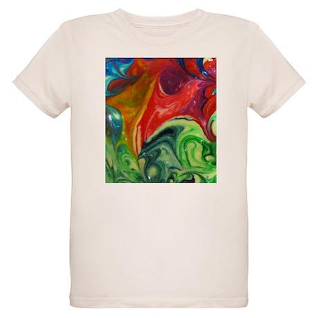 Garden Of Eden Organic Kids T Shirt