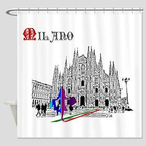 Milano Milan Italy Shower Curtain