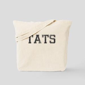 TATS, Vintage Tote Bag