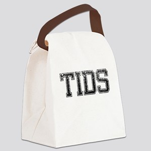 TIDS, Vintage Canvas Lunch Bag