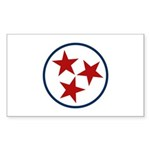 Grand Stars Sticker (Rectangle 50 pk)
