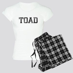 TOAD, Vintage Women's Light Pajamas