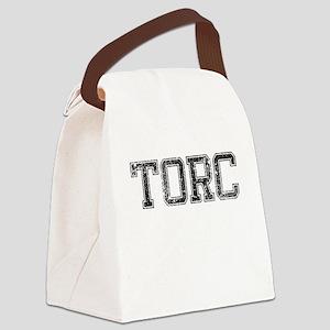 TORC, Vintage Canvas Lunch Bag