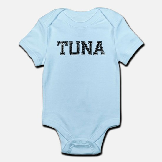 TUNA, Vintage Infant Bodysuit
