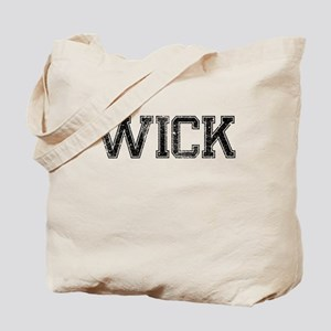 WICK, Vintage Tote Bag