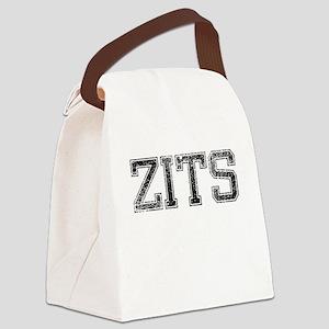 ZITS, Vintage Canvas Lunch Bag