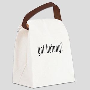 Got Botony? Canvas Lunch Bag