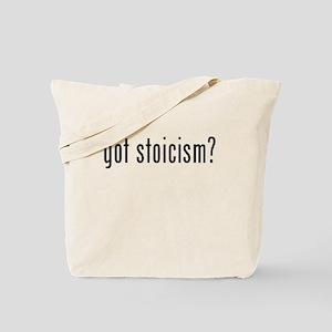 Got Stoicism? Tote Bag