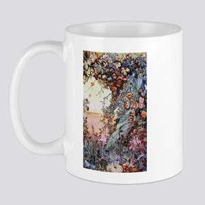 Edward Julius Detmold Fruits Mug