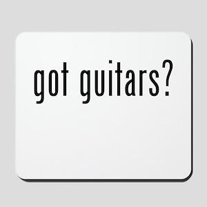 Got Guitars? Mousepad