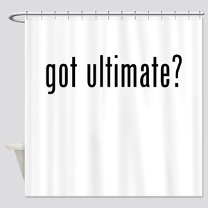 Got Ultimate? Shower Curtain