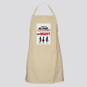 Hot Girls Lift Heavy Apron