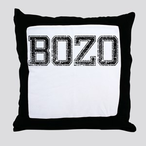 BOZO, Vintage Throw Pillow