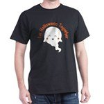 1st Halloween Together Couples Dark T-Shirt