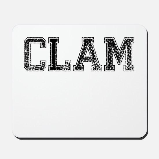 CLAM, Vintage Mousepad