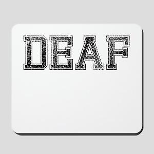 DEAF, Vintage Mousepad