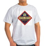 The Royal Ash Grey T-Shirt