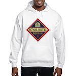 The Royal Hooded Sweatshirt