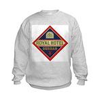 The Royal Kids Sweatshirt
