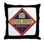 The Royal Throw Pillow